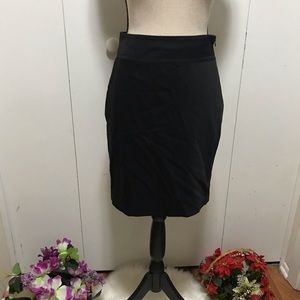 The Limited Luxe Black Mini Skirt 2